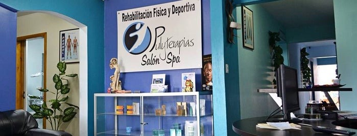 Pulyterapias is one of Nutrición y Salud.