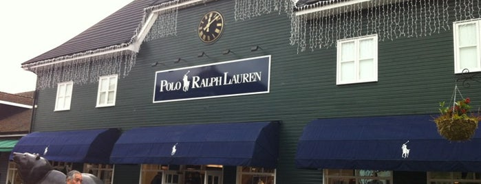 Polo Ralph Lauren is one of Lieux qui ont plu à S.