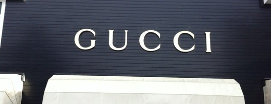 Gucci is one of Locais curtidos por S.