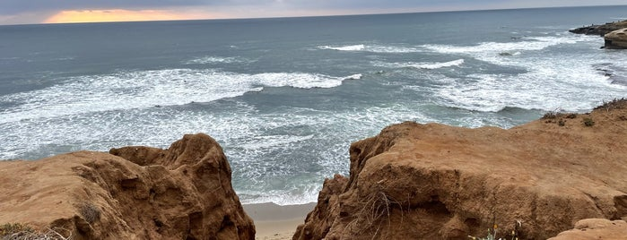 No Surf Beach is one of SD Sights.