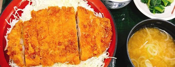 信南レストラン 岳楽彩 is one of 駒ヶ根ソースカツ丼会加盟店.