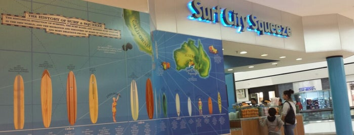 Surf City Squeeze is one of สถานที่ที่ Andrew ถูกใจ.