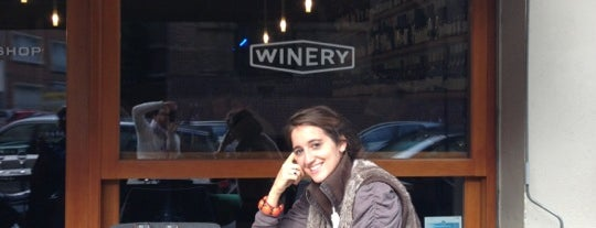 Winery is one of Christopher 님이 저장한 장소.