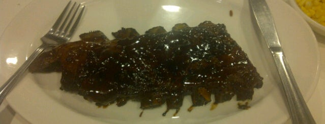 Deltoro's BBQ Ribs & Steak is one of My Lovely Place Ever !.