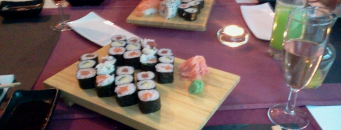 Ikura Sushi is one of To Eat (Asian).