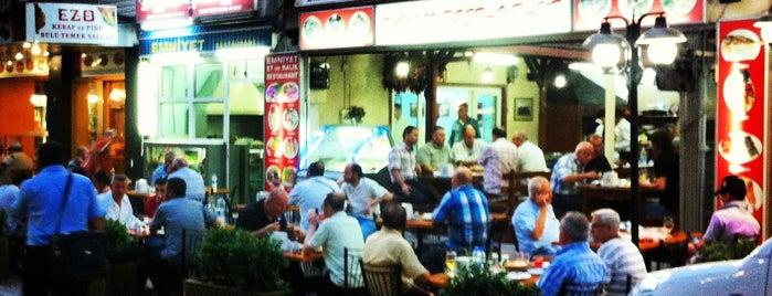 Emniyet Restaurant is one of Lugares favoritos de Ozgur Can.