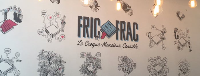 Fric Frac is one of Restos 2.