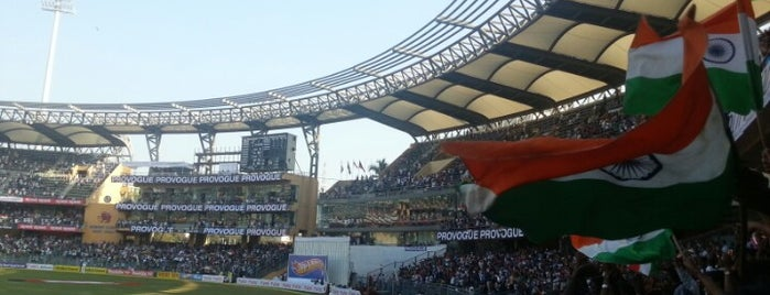 Wankhede Stadium is one of Nancy's Wonderful Places/Games/	Clothes ect....