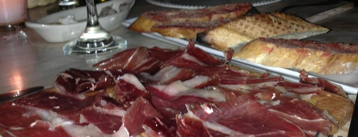 Jamon J. Jamon is one of Comer en DF.