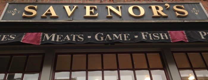 Savenor's Market is one of North End/Beacon Hill/Fort Point.