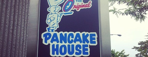 Original Pancake House is one of Orte, die David gefallen.