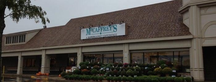 McCaffrey's is one of สถานที่ที่ Tannis ถูกใจ.