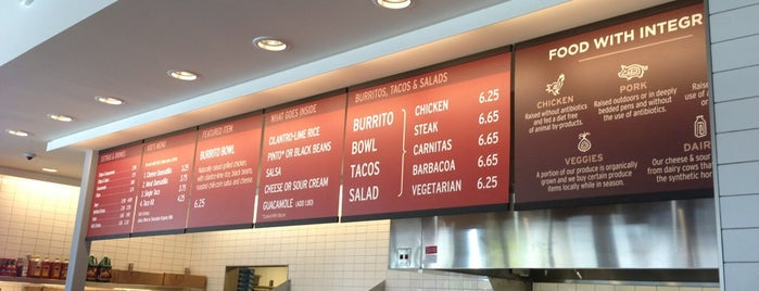 Chipotle Mexican Grill is one of Walter : понравившиеся места.
