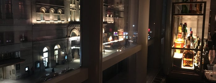 The Back Room at One57 is one of To Try.