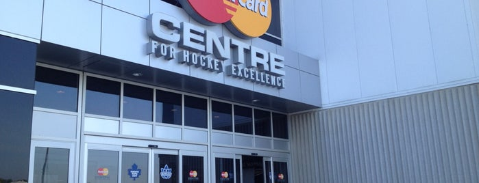 Mastercard Centre For Hockey Excellence is one of CHECK-IN EVERYDAY 😗.
