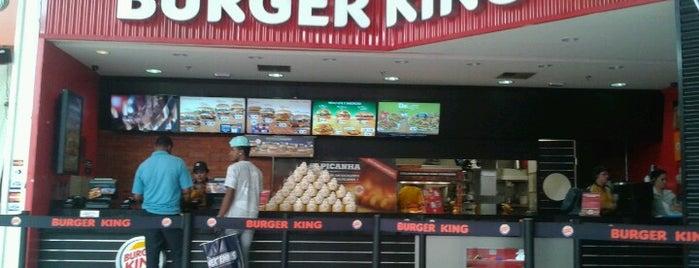 Burger King is one of Posti che sono piaciuti a Flávia.