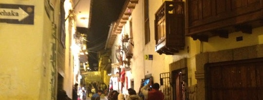 San Blas is one of Perú 02.