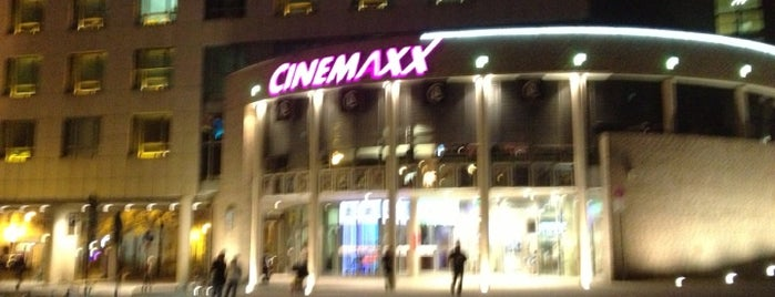 CinemaxX is one of Freizeit.