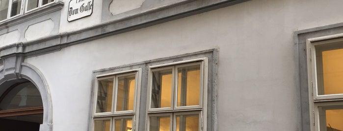 Mozart Haus - Sala Terrena is one of Vienna.