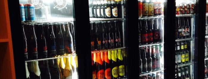 We Brought Beer is one of London's Best for Beer.