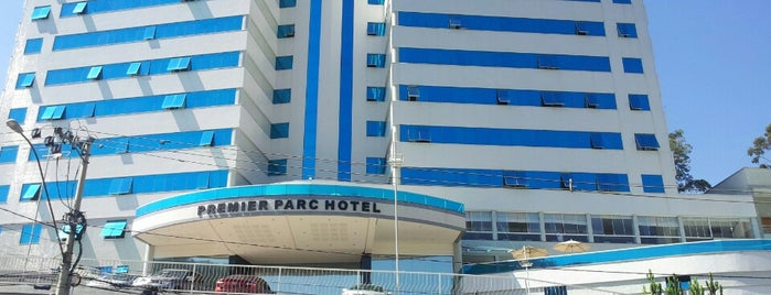 Premier Parc Hotel is one of Orte, die Alex gefallen.