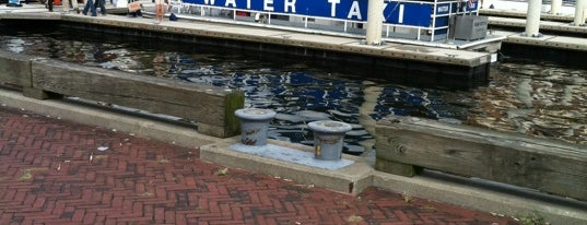 Water Taxi Landing 11 - Fells Point is one of Baltimore, MD.
