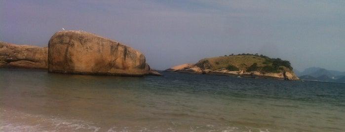 Prainha de Piratininga is one of Tempat yang Disukai Luiz Cláudio.
