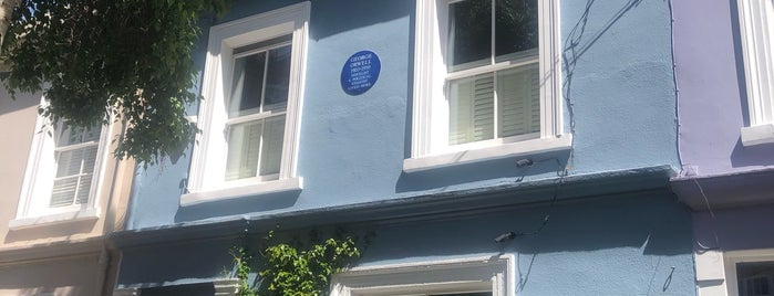 House of George Orwell is one of London Stories.