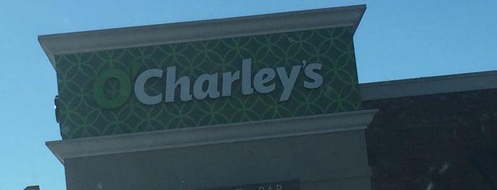 O'Charley's is one of Tempat yang Disimpan Holly.