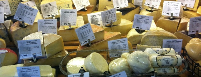 Beecher's Handmade Cheese is one of Locais salvos de Queen.