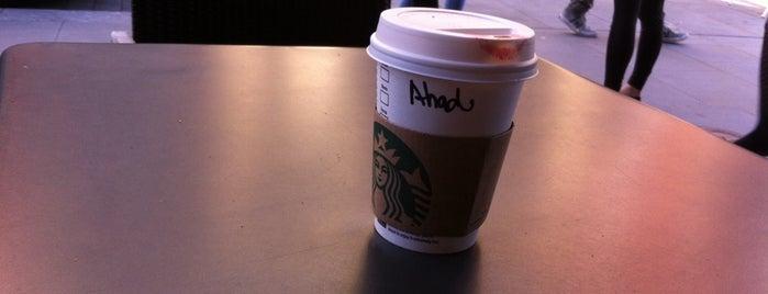 Starbucks is one of Лондон.