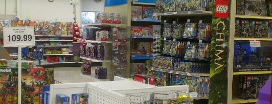 "Toys""R""Us is one of Mc Allen Must visit."