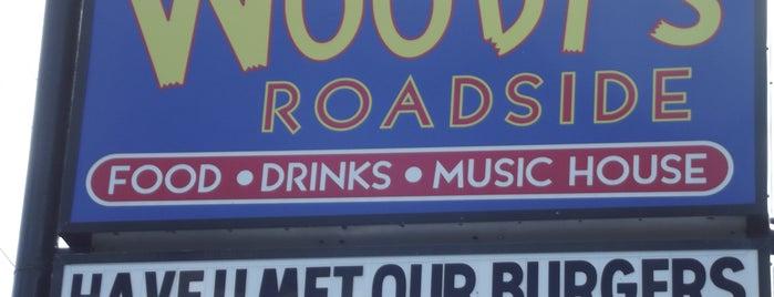 Woody's Roadside Ocean Springs is one of American Travel Bucket List-The South.