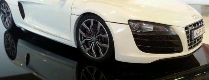 Audi Şenyıldız Otomotiv is one of Ugur e..