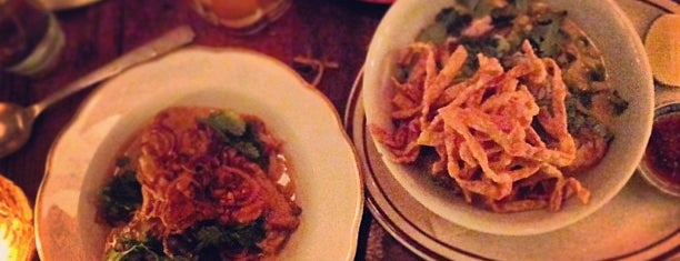 Uncle Boons is one of NYMag Where to Eat 2014.