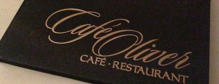 Cafe Oliver is one of Locais curtidos por Ivoš.