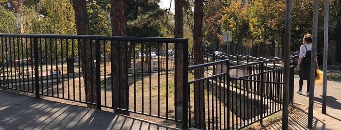 Neimarski park | Park mira Jelena Šantić is one of Locais curtidos por Emine.