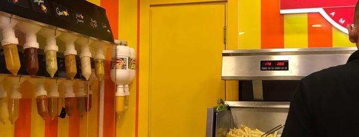 Chips & Love is one of Lugares favoritos de Esra.