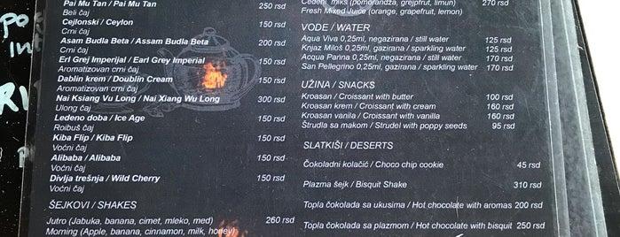 Barista's | Specialty Coffee Corner is one of Belgrade.