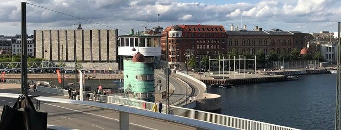 Kulturtårnet is one of copen.