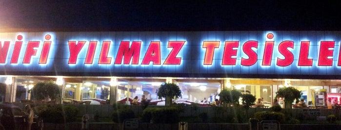 Hanifi Yılmaz Dinlenme Tesisleri is one of Yolüstü lezzet durakları.