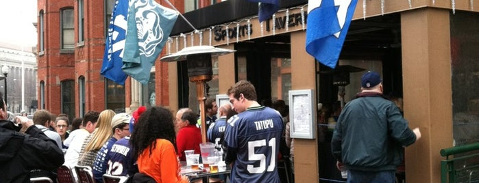 Penn Quarter Sports Tavern is one of Essential D.C. Sports Bars for Football and Beyond.