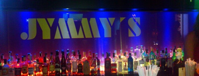 Jymmy's is one of Bars.