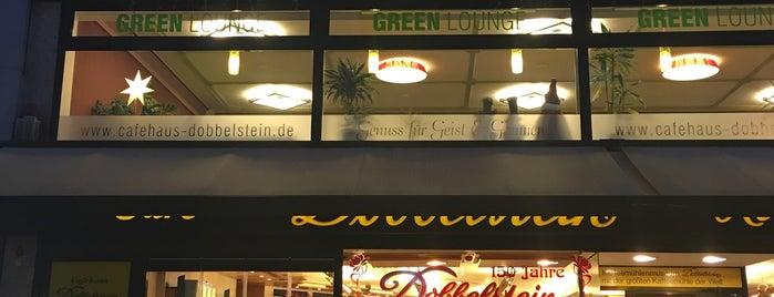 Omma Cafés im Ruhrgebiet