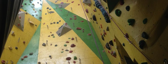 Castle Climbing Centre is one of crouch end.