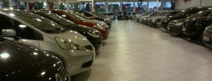 Auto Shopping Curitiba is one of MayorShips.
