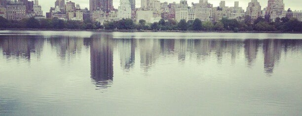 Jacqueline Kennedy Onassis Reservoir is one of USA Trip 2013 - New York.
