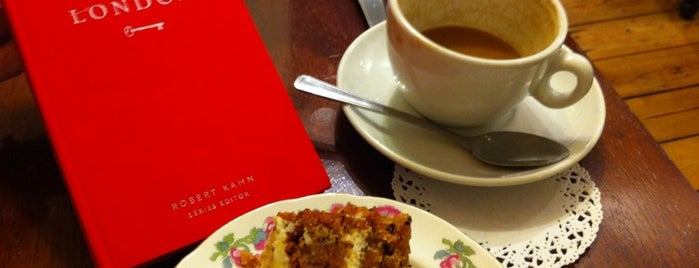Tea and Tattle is one of Cafés.