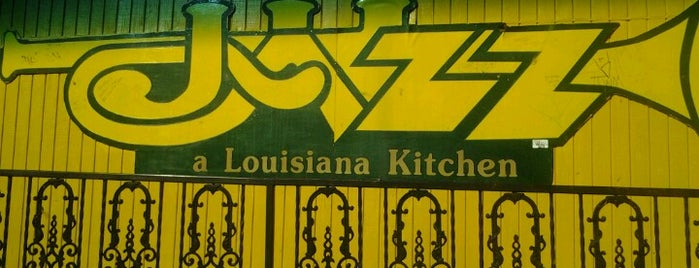 Jazz, A Louisiana Kitchen is one of Gespeicherte Orte von Annie.
