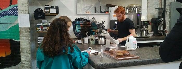 City of Saints Coffee Roasters is one of Roasteries.